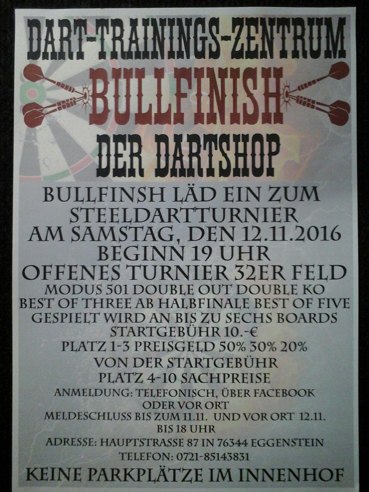 bullfinish